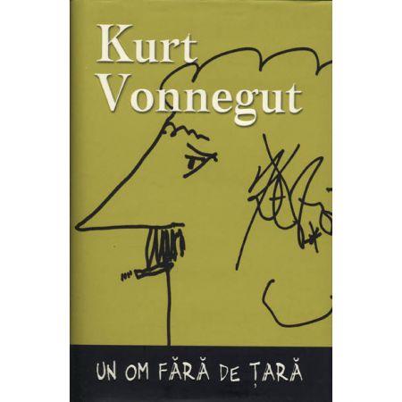 "Recenzie ""Un om fără țară"" de Kurt Vonnegut"