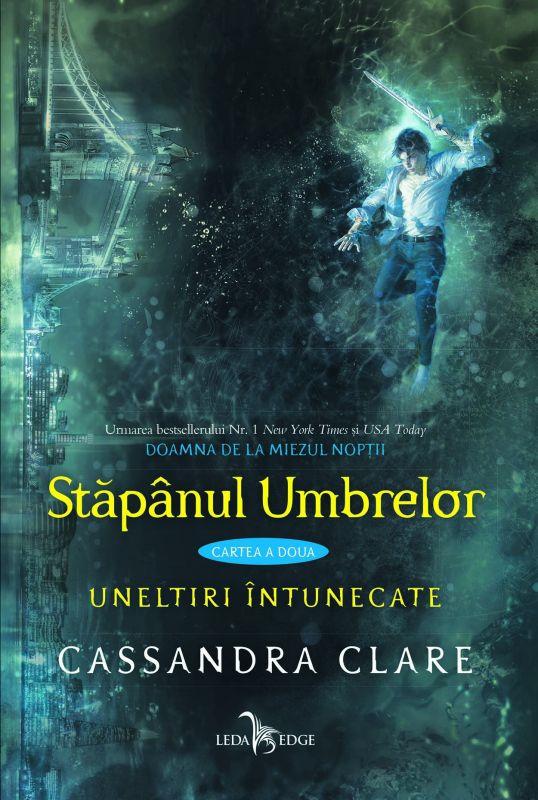 """Recenzie """"Stăpânul Umbrelor"""" de Cassandra Clare"""