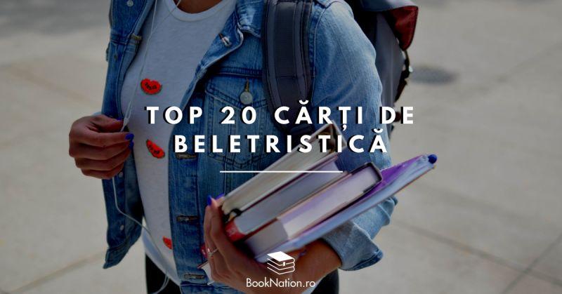 Cărți de Beletristică