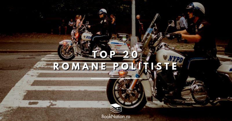 Top 20 romane polițiste