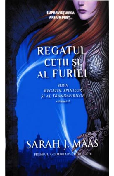 """Recenzie """"Regatul Ceții și al Furiei"""" de Sarah J. Maas"""