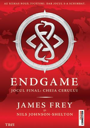 "Recenzie ""Jocul Final: Cheia Cerului"" de James Frey, Nils Johnson-Shelton"
