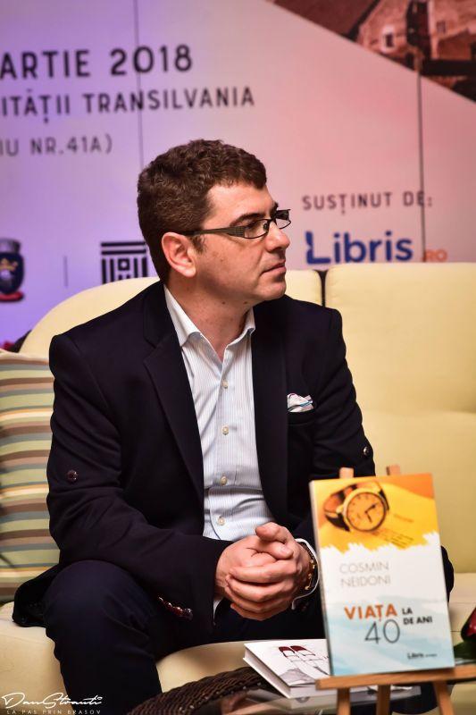 Sursa de inspirație este viața – Interviu cu autorul Cosmin Neidoni