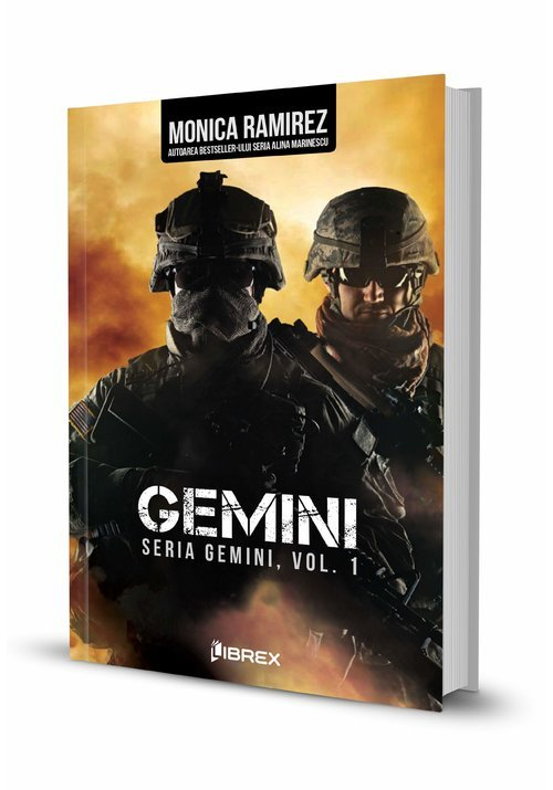 """Recenzie """"Gemini"""" (Gemini #1) de Monica Ramirez"""