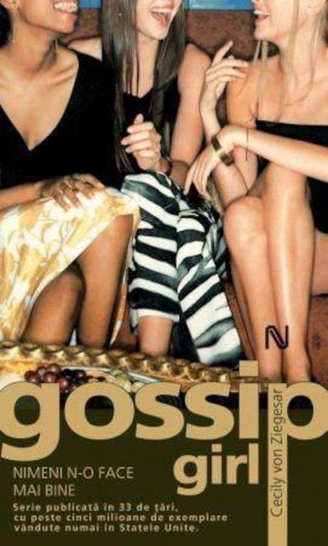 Gossip Girl: Top 10 cărți care ne aduc aminte de celebrul serial