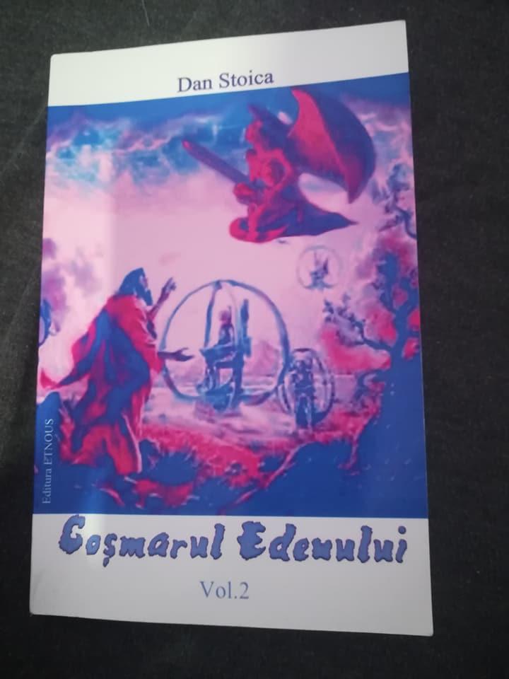 """Recenzie """" Coșmarul Edenului- volumul 2"""" de Dan Stoica"""