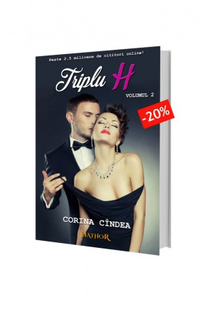 "Recenzie ""Triplu H #2""  de Corina Cîndea"