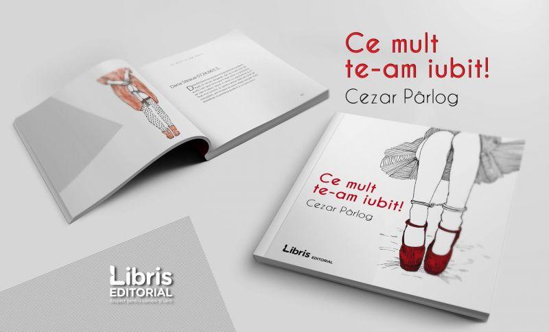 """Interviu cu Cezar Parlog, autorul cărții """"Ce mult te-am iubit!"""""""