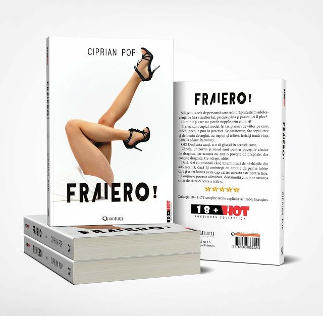 """Recenzie """"Fraiero!"""" de Ciprian Pop"""