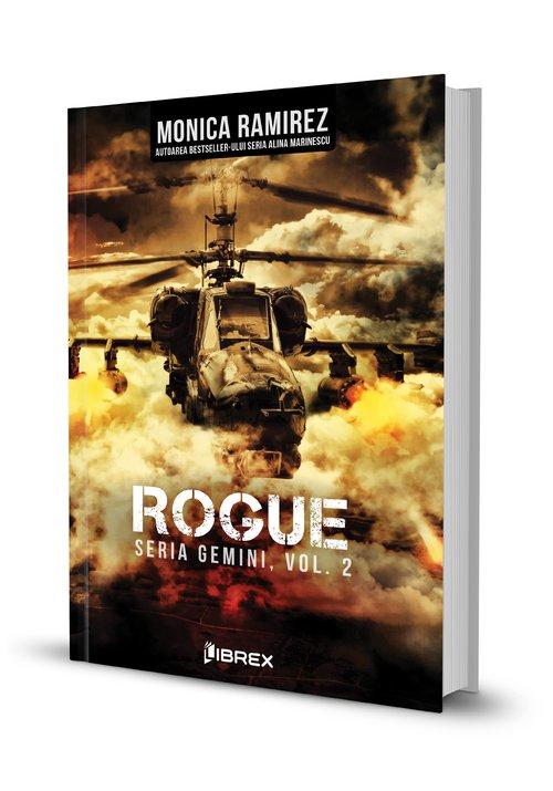 "Recenzie ""Rogue"" (Gemini #2) de Monica Ramirez"