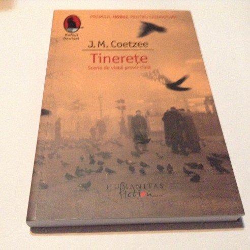 """Recenzie """" Tinerețe"""" de J. M. Coetzee"""