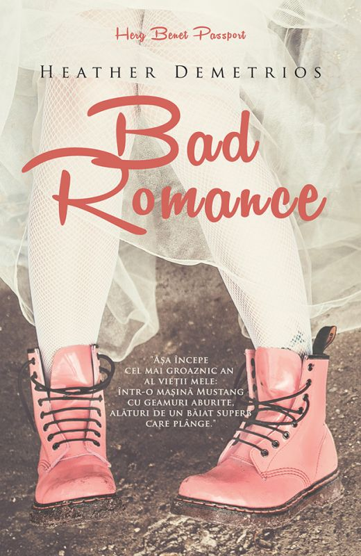 "Recenzie ""Bad romance"" de Heather Demetrios"