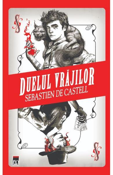 """Recenzie """"Duelul vrăjilor"""" de Sebastien de Castell"""