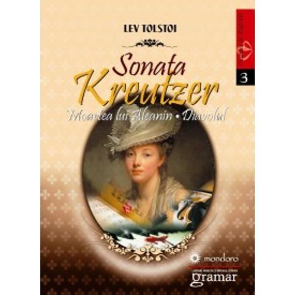Recenzie Sonata Kreutzer de Lev Tolstoi