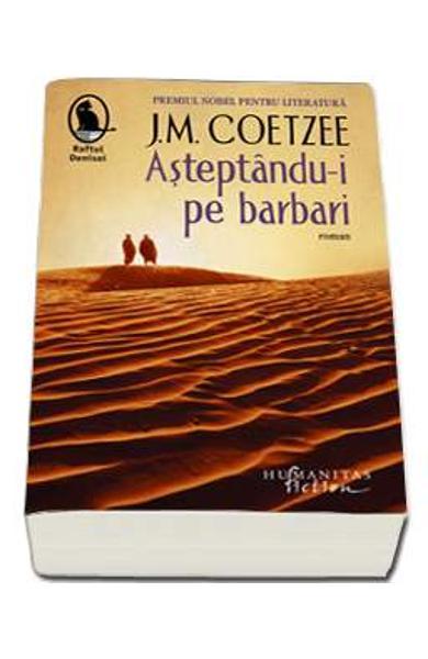 "Recenzie "" Așteptându-i pe barbari"" de J.M. Coetzee"