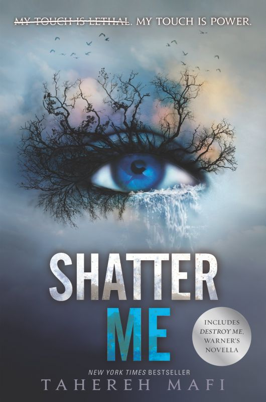 "Recenzie ""Shatter Me"" de Tahereh Mafi"