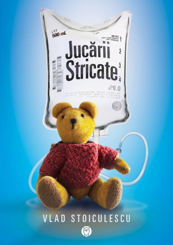 """Recenzie """"Jucării Stricate"""" de Vlad Stoiculescu"""