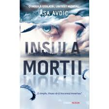 """Recenzie """"Insula morţii"""" de Asa Avdic"""