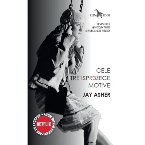 "Recenzie ""Cele 13 Motive"" de Jay Asher"