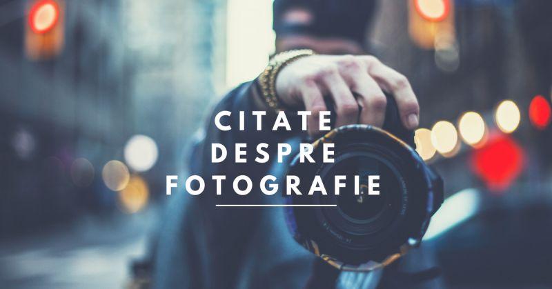 citate despre fotografie