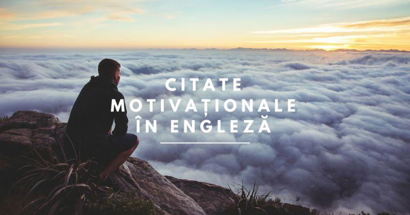 500 Citate Motivaționale în Engleză