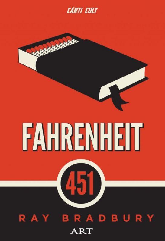"Recenzie ""Fahrenheit 451"" de Ray Bradbury"