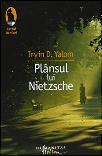 """Recenzie """" Plânsul lui Nietzche"""" de Irvin D. Yalom"""