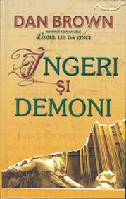 "Recenzie ""Îngeri și demoni"" de Dan Brown"
