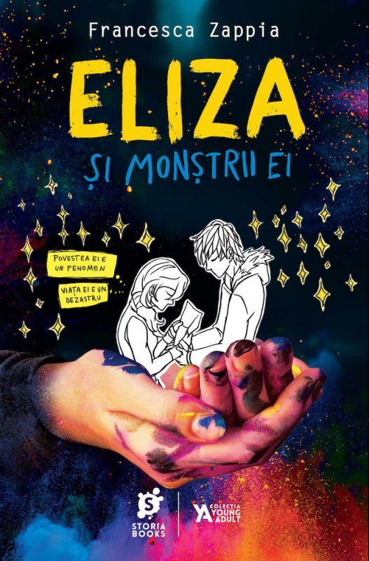 """Recenzie """"Eliza si monstrii ei"""" de Francesca Zappia"""