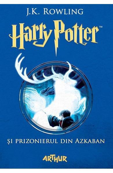 "Recenzie ""Harry Potter și prizonierul din Azkaban"" de J.K. Rowling"