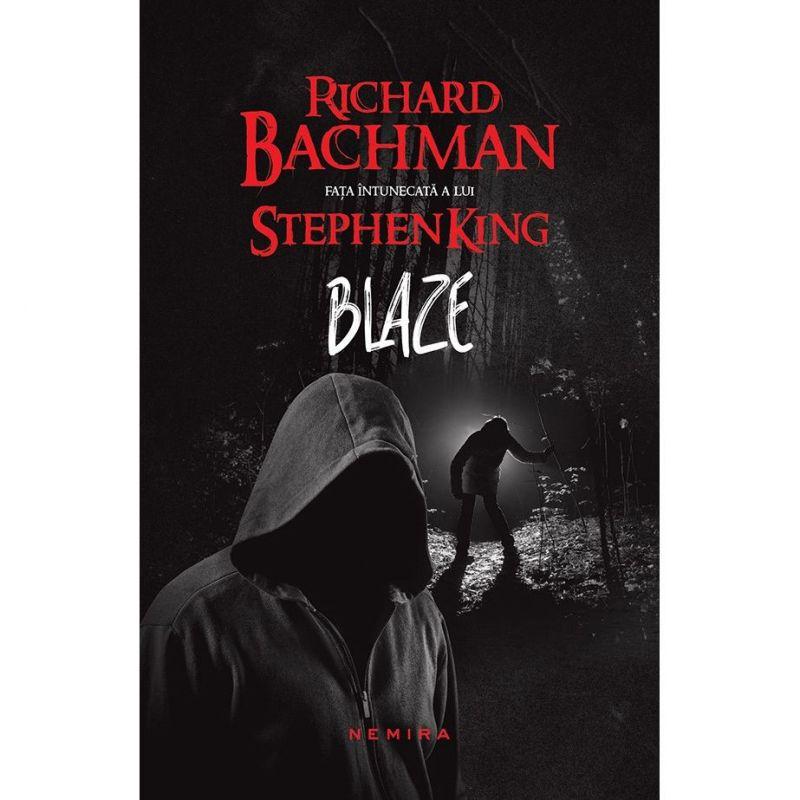 "Recenzie ""Blaze"" de Richard Bachman"