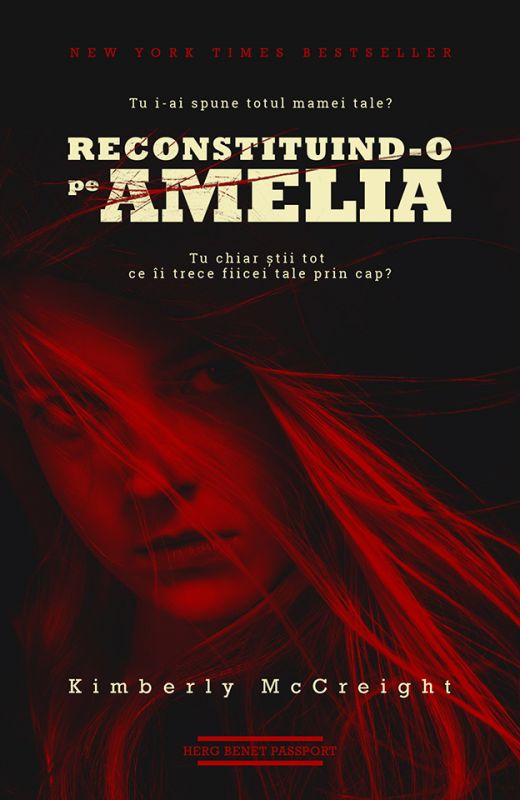 """Recenzie """"Reconstituind-o pe Amelia"""" de Kimberly McCreight"""