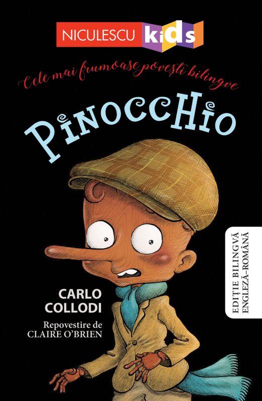 """Recenzie """"Pinocchio"""" de Carlo Collodi"""