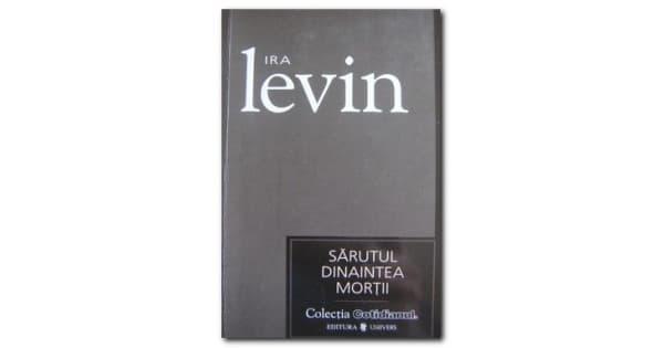 """Recenzie """" Sărutul dinaintea morții"""" de Ira Levin"""