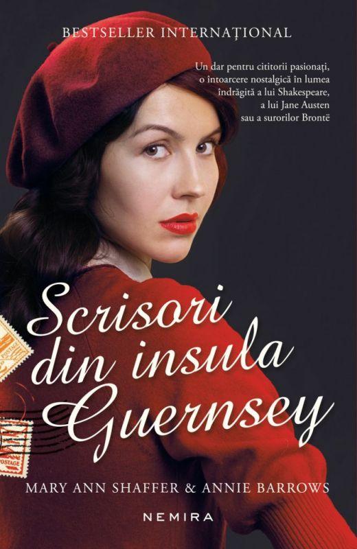 "Recenzie ""Scrisori din insula Guernsey"" de Marry Ann Shaffer si Annie Barrows"