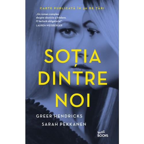 """Recenzie """"Soţia dintre noi"""" de Greer Hendricks şi Sarah Pekkanen"""