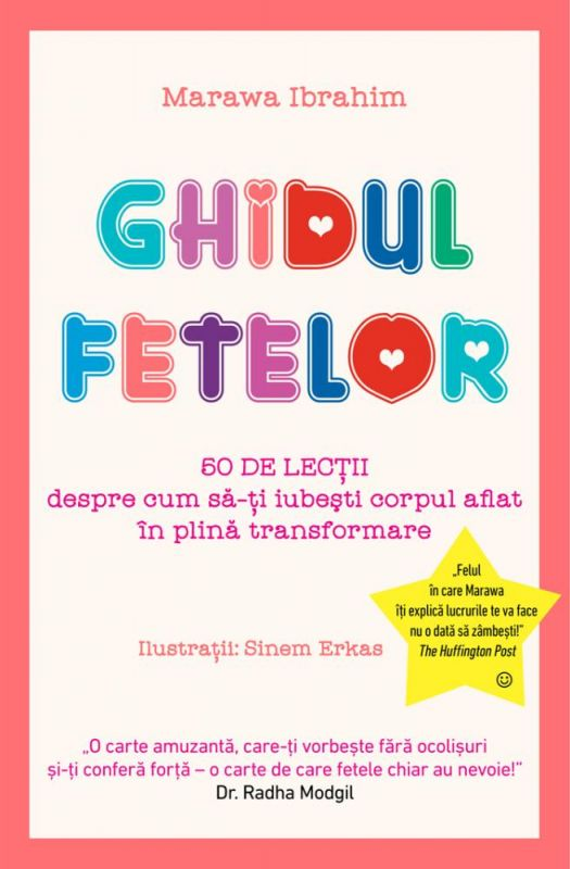 "Recenzie ""Ghidul Fetelor"" de Marawa Ibrahim"