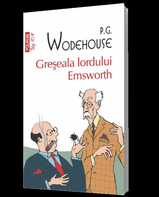 """Recenzie """" Greșeala lordului Emsworth"""" de P.G. Wodhouse"""