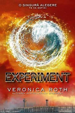 """Recenzie """"Experiment"""" de Veronica Roth"""