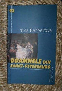 "Recenzie "" Doamnele din Sankt Petersburg"" de Nina Berberova"
