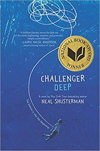 """Recenzie """"Challenger Deep"""" de Neal Shusterman"""
