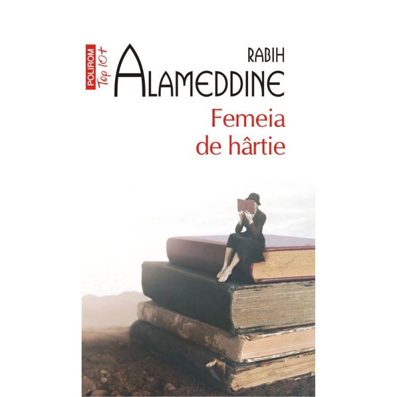 """Recenzie """" Femeia de hârtie"""" de Rabih Alameddine"""
