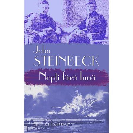 """Recenzie """" Nopți fără lună"""" de John Steinbeck"""