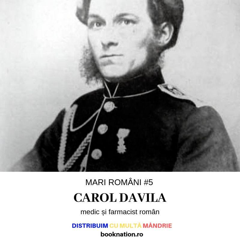 Carol Davila – Mari Români #5