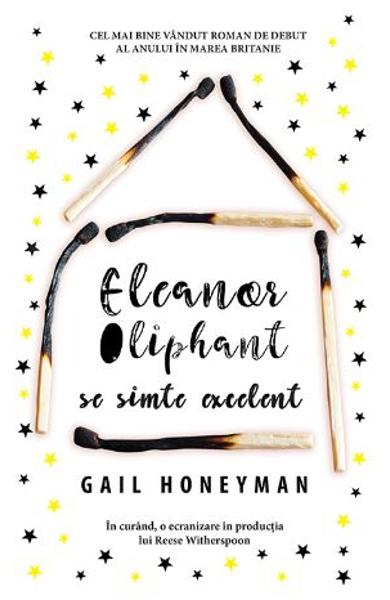 """Recenzie """"Eleanor Oliphant se simte excelent"""" de Gail Honeyman"""