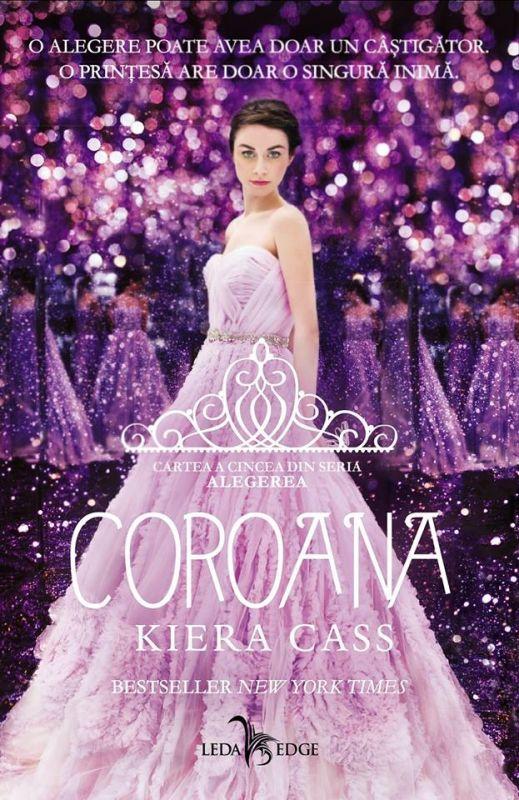"""Recenzie """"Coroana"""" de Keira Cass"""