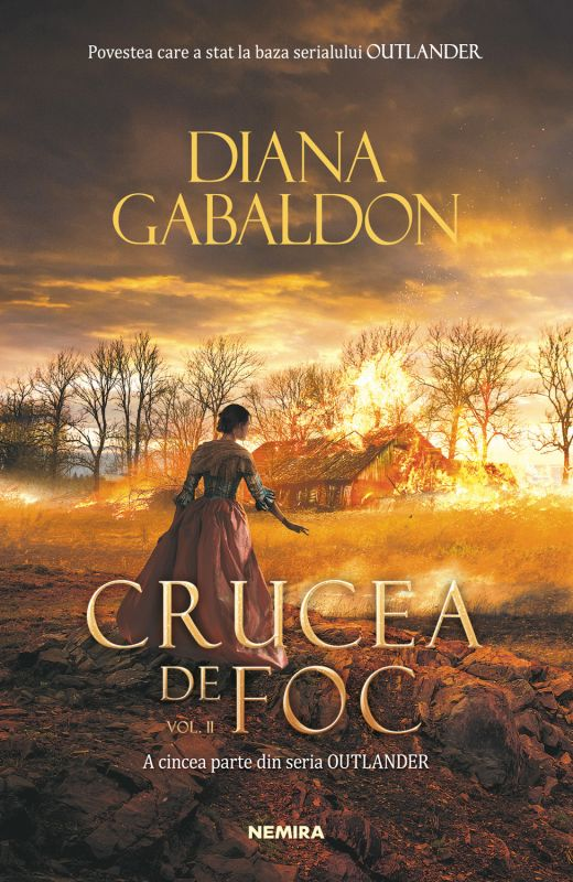 "Recenzie ""Crucea de foc vol.2"" de Diana Gabaldon"