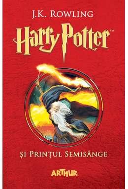 "Recenzie ""Harry Potter și Prințul Semisânge"" de J.K.Rowling"