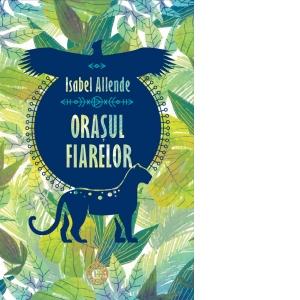"""Recenzie """"Oraşul fiarelor"""" de  Isabel Allende"""