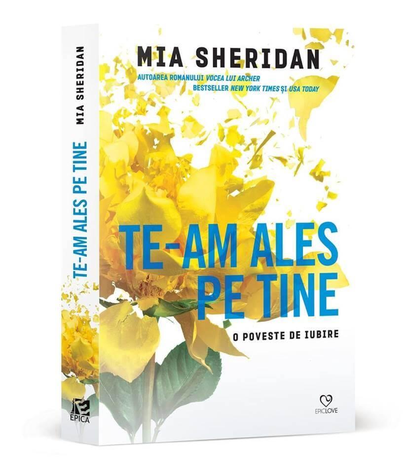 "Recenzie "" Te-am ales pe tine"" de Mia Sheridan"